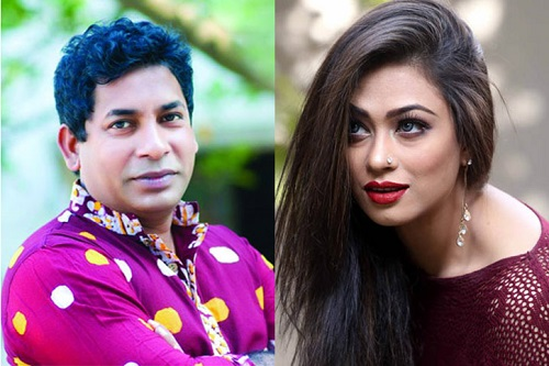 The Director Bangla Movie By Mosharraf Karim & Popy